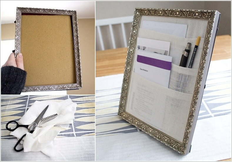 10 Creative Ways to Decorate with Dollar Store Picture Frames