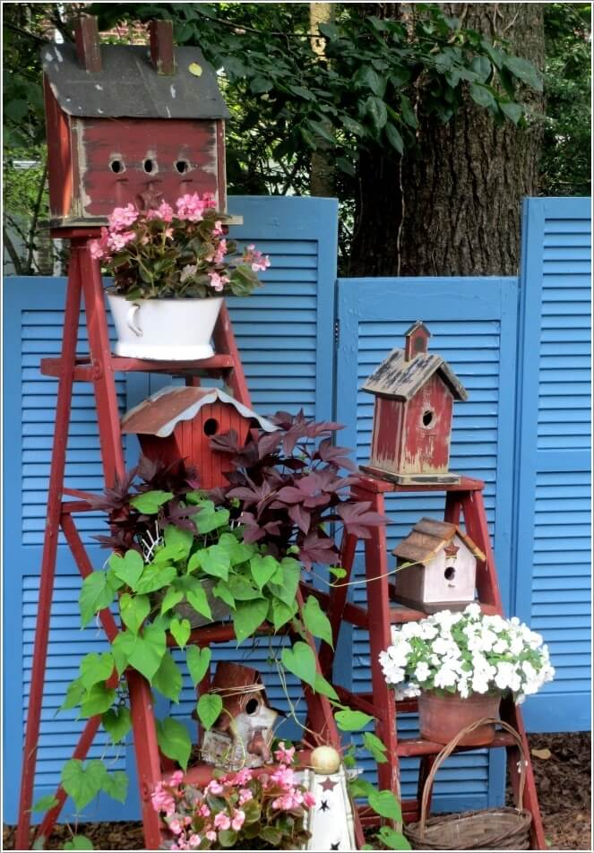 10 Cute and Cool Birdhouse Inspired Home Decor Ideas 4
