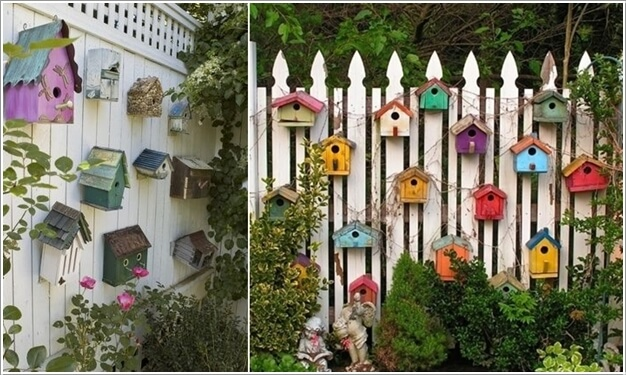 10 Cute and Cool Birdhouse Inspired Home Decor Ideas 5