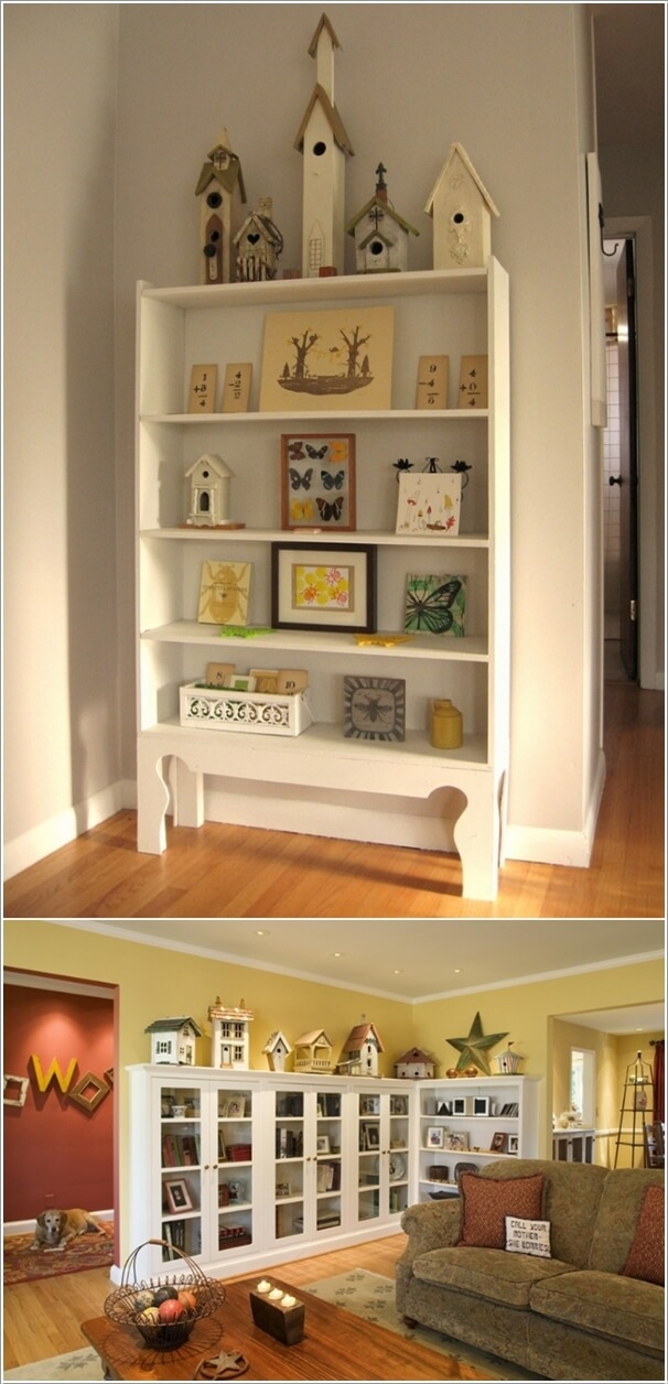 10 Cute and Cool Birdhouse Inspired Home Decor Ideas 7