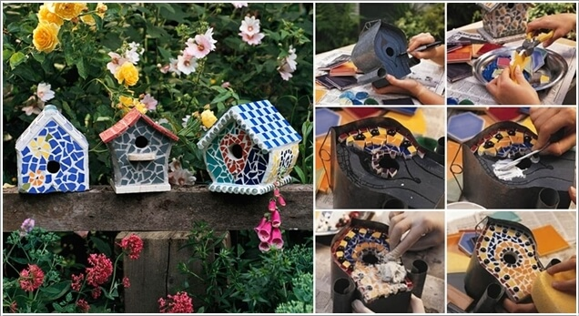 10 Cute and Cool Birdhouse Inspired Home Decor Ideas 8