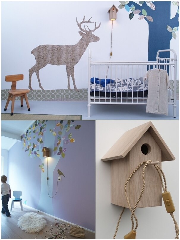 10 Cute and Cool Birdhouse Inspired Home Decor Ideas 10