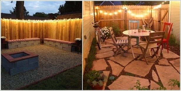 Superior 10 Magical Outdoor Decor Projects With Fairy Lights 10