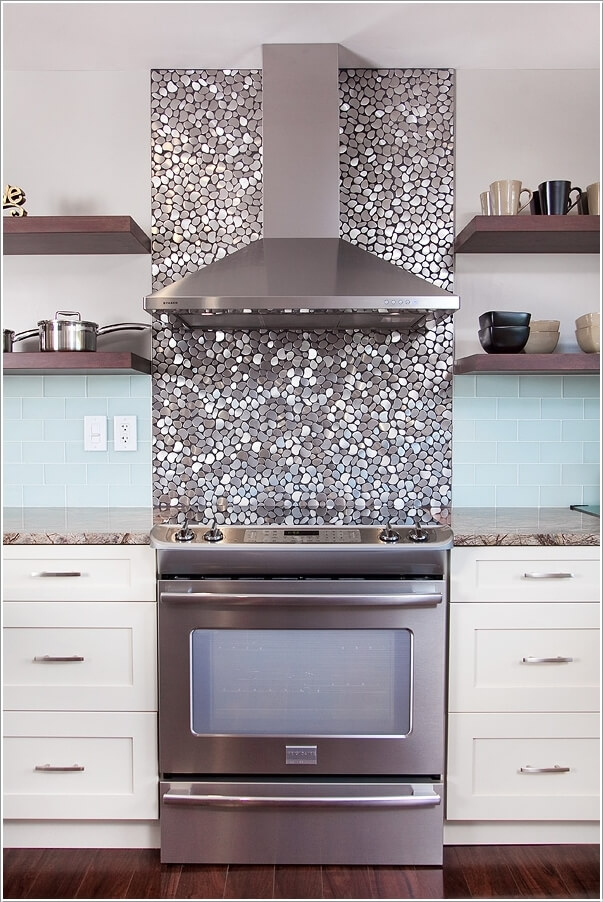 10 Stove Backsplash Ideas That will Make You Want to Cook 1