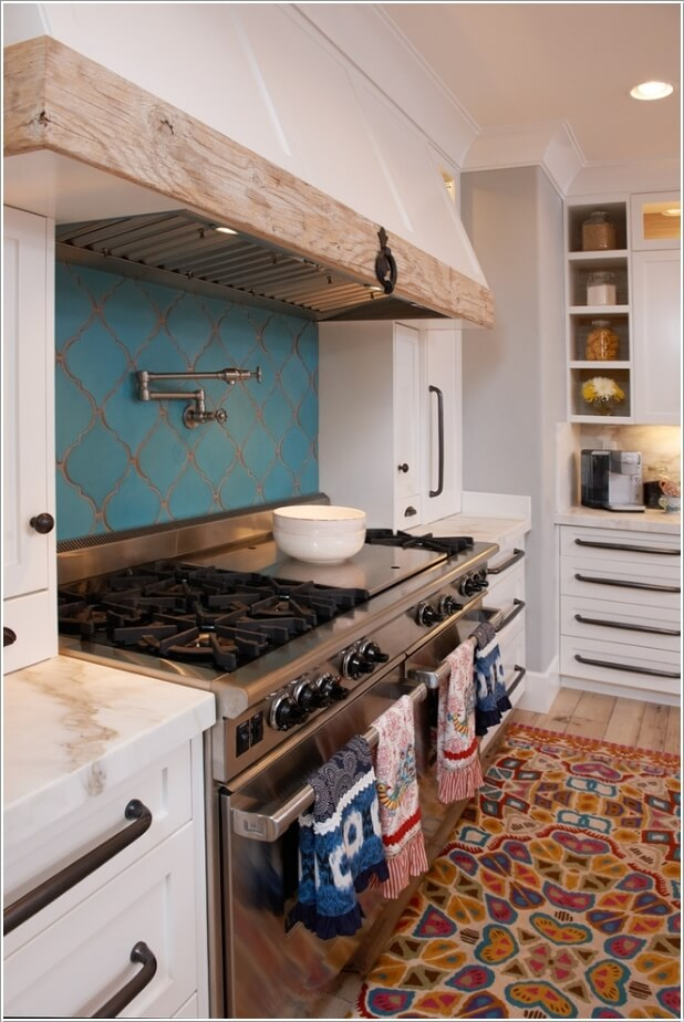 10 stove backsplash ideas that will make you want to cook 10