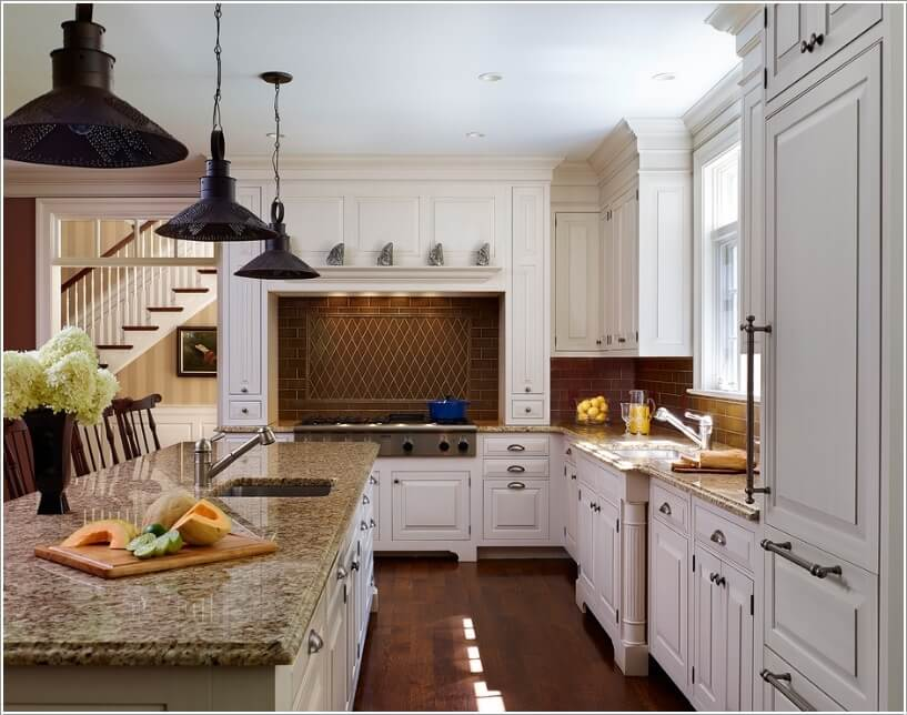 10 Stove Backsplash Ideas That will Make You Want to Cook 2
