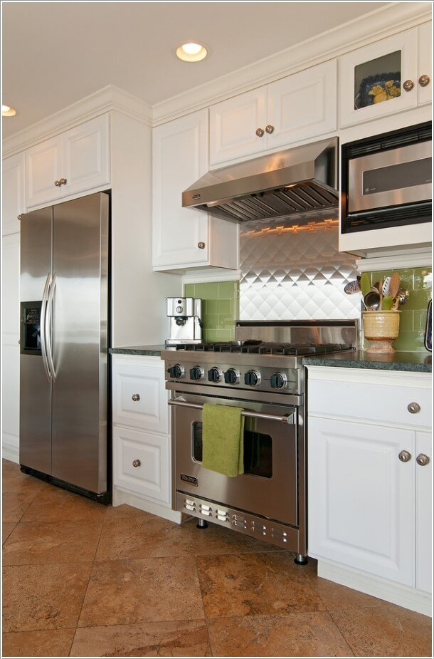 10 Stove Backsplash Ideas That will Make You Want to Cook 4