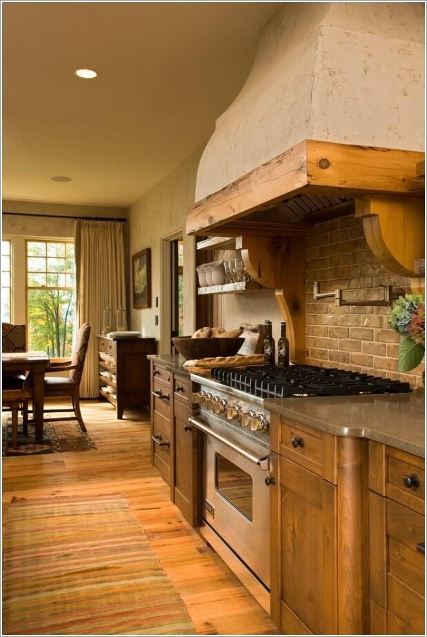 30 Amazing Design Ideas For A Kitchen Backsplash: 10 Stove Backsplash Ideas That Will Make You Want To Cook