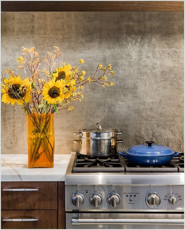10 Stove Backsplash Ideas That will Make You Want to Cook 9