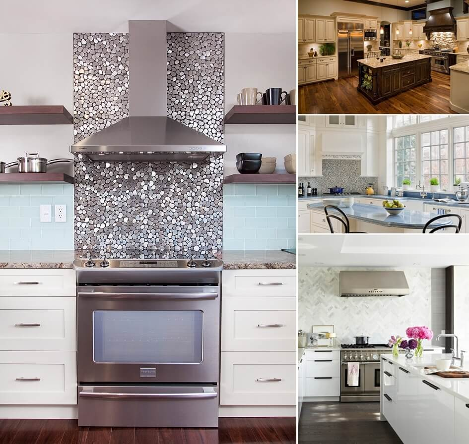 6 Kitchen Backsplash Ideas That Will Transform Your Space: 10 Stove Backsplash Ideas That Will Make You Want To Cook