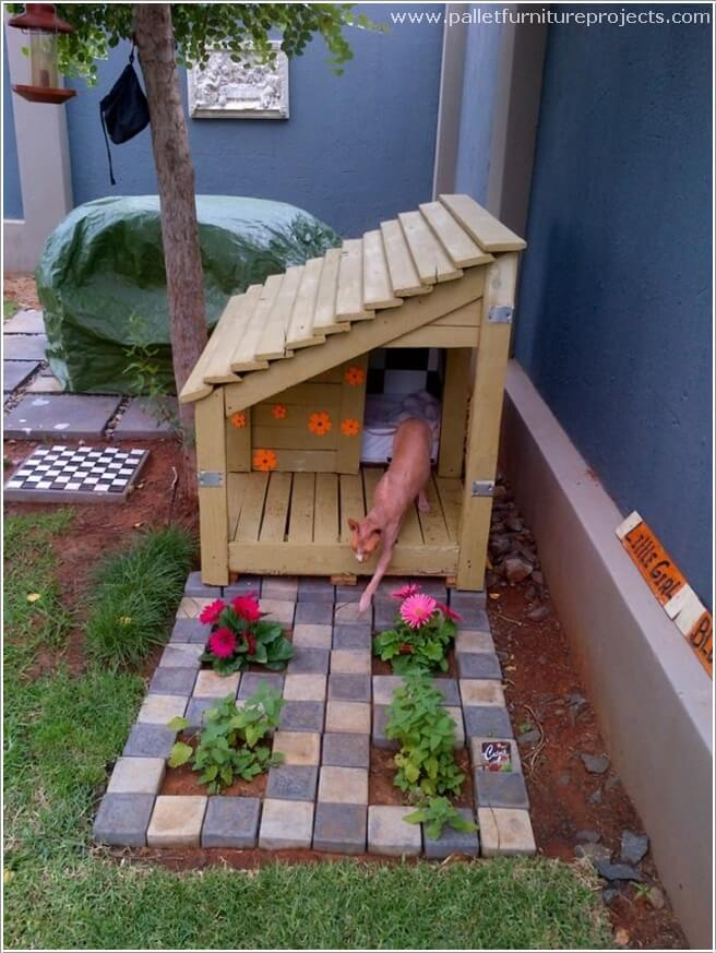 Brilliant 10 Super Cool Cat Houses And Cabins For Your Kitty Largest Home Design Picture Inspirations Pitcheantrous