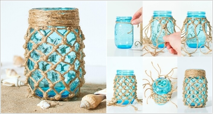 These Mason Jar Projects Will Give You An Itch to Craft 2