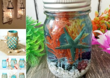These Mason Jar Projects Will Give You An Itch to Craft fi