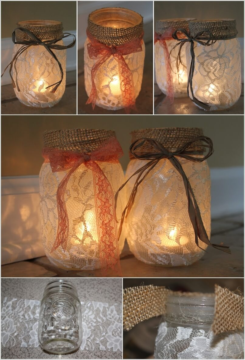 These Mason Jar Projects Will Give You An Itch to Craft 7