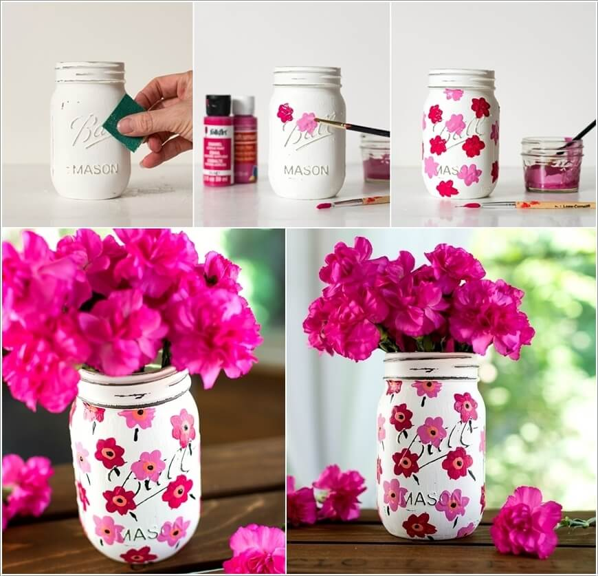 These Mason Jar Projects Will Give You An Itch to Craft 10