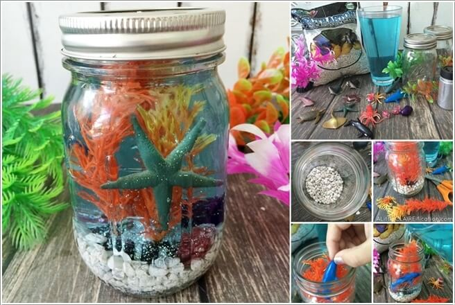 These Mason Jar Projects Will Give You An Itch to Craft 1