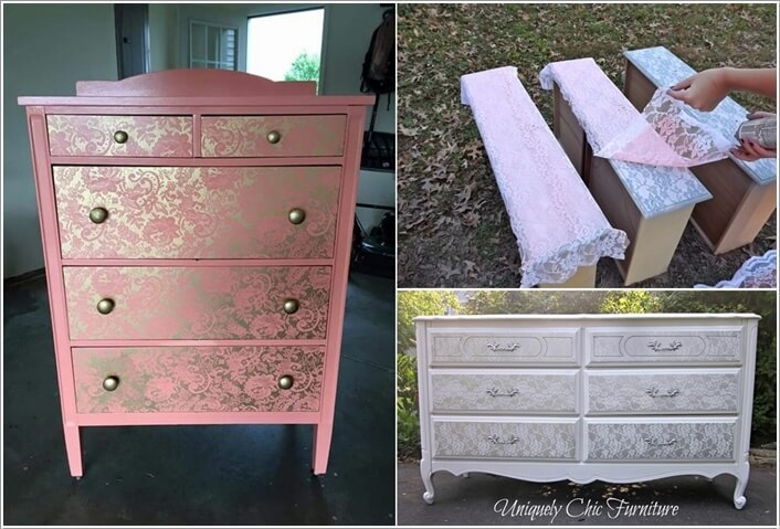 10 Ways to Give a Makeover to a Chest of Drawers 6