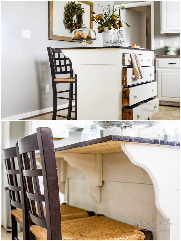 10 Ways to Give a Makeover to a Chest of Drawers 9