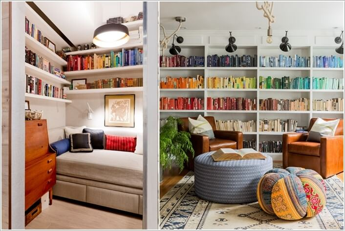 13 Cool Ideas for Designing Your Dream Reading Room 6