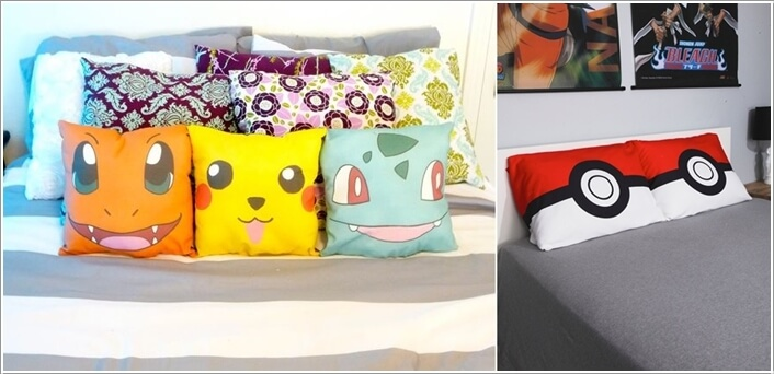 Have A Look At These Cool Pokemon Bedroom Ideas 3