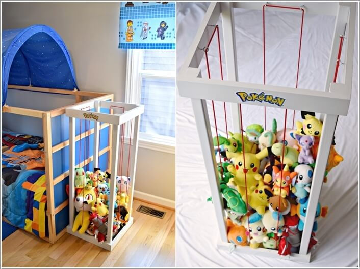 Have A Look At These Cool Pokemon Bedroom Ideas 9