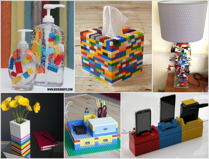 Loads of Cool Ways to Rethink Legos Are Here 1