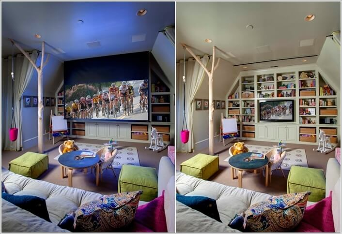 These Kids Roof Rooms are Simply Awesome 10
