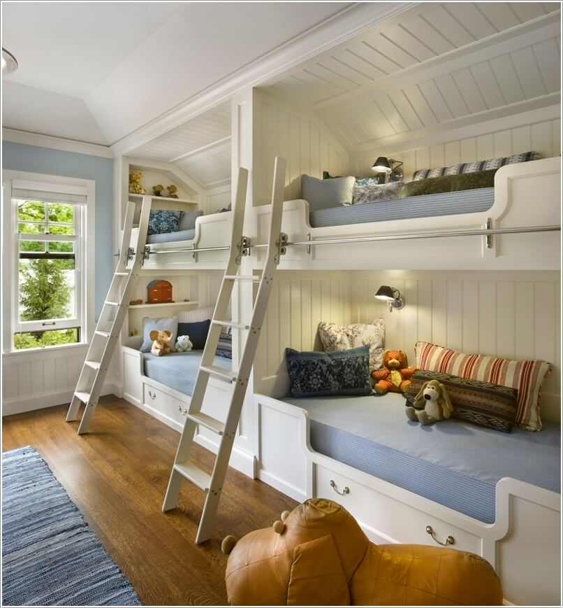These Kids Roof Rooms are Simply Awesome 2