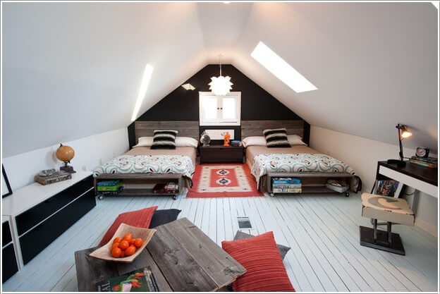 These Kids Roof Rooms are Simply Awesome 3