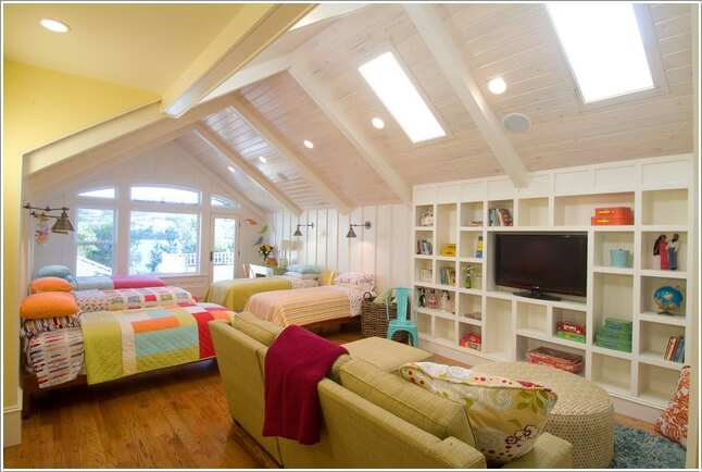 These Kids Roof Rooms are Simply Awesome 6