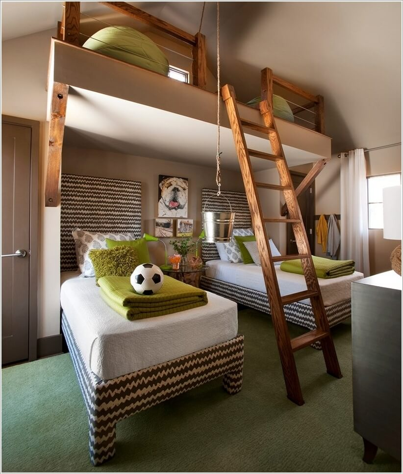 These Kids Roof Rooms are Simply Awesome 7