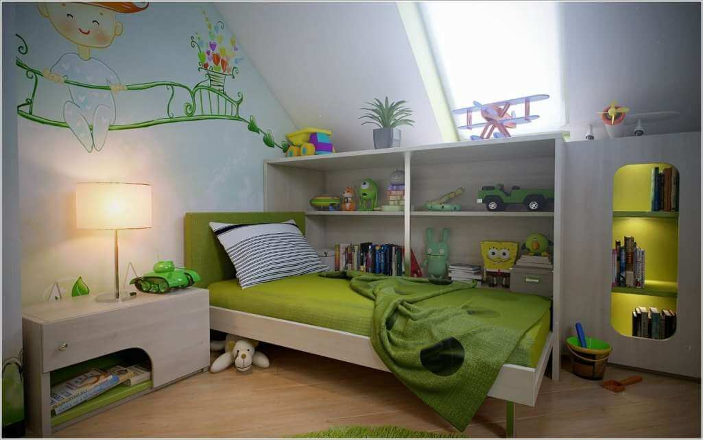 These Kids Roof Rooms are Simply Awesome 9