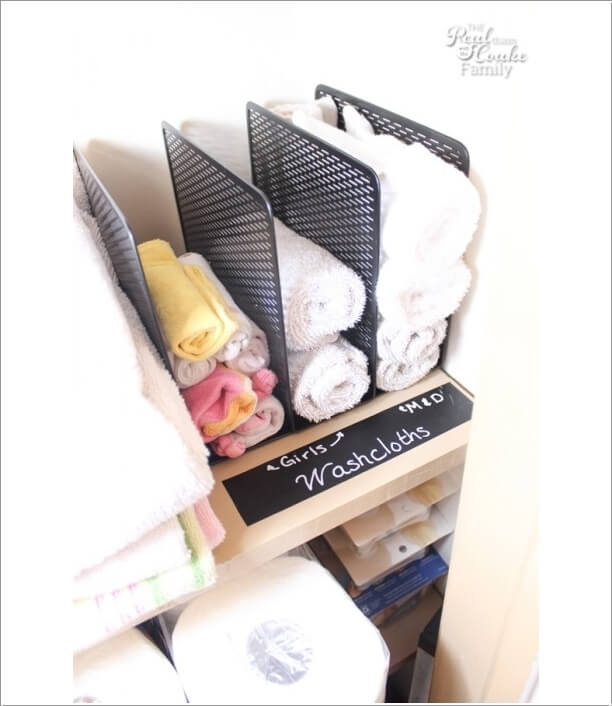 10 Clever Ways to Organize your Home with Magazine Holders 10