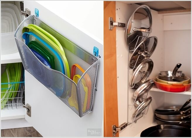10 Clever Ways to Organize your Home with Magazine Holders 6