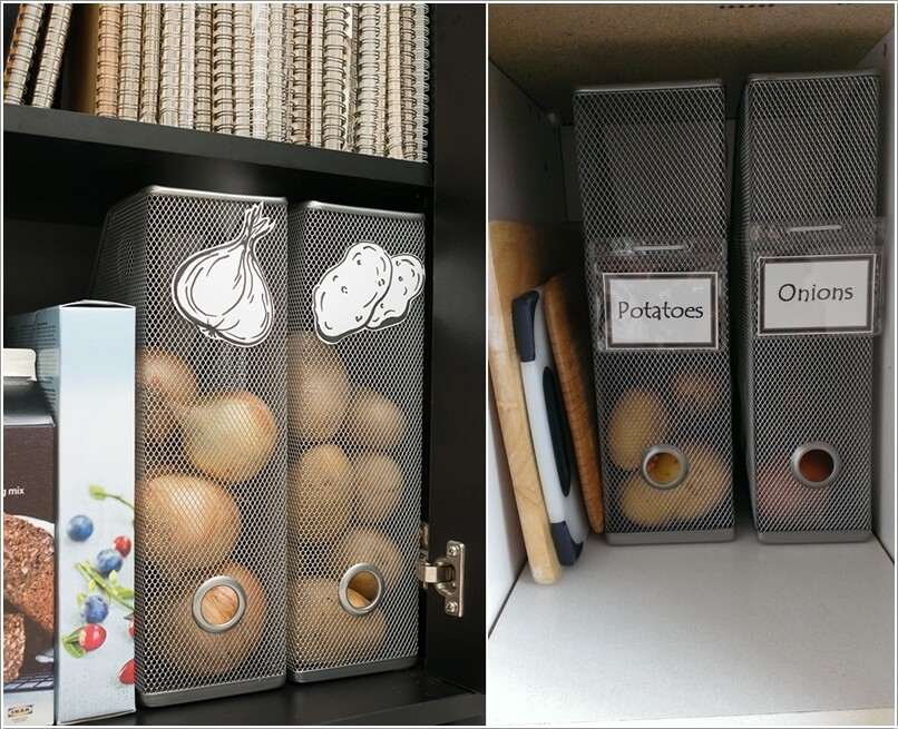 10 Clever Ways to Organize your Home with Magazine Holders 7