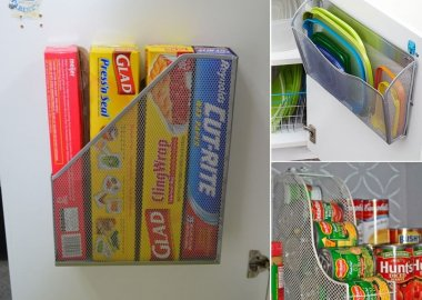 10 Clever Ways to Organize your Home with Magazine Holders fi