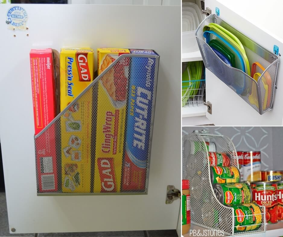 10 Clever Ways To Organize Your Home With Magazine Holders