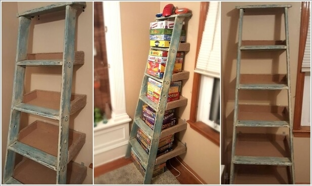 10 Cool DIY Bookcase Ideas That Won't Break The Bank 2