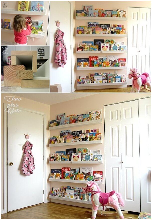 Cool Bookcase Ideas 10 cool diy bookcase ideas that won't break the bank