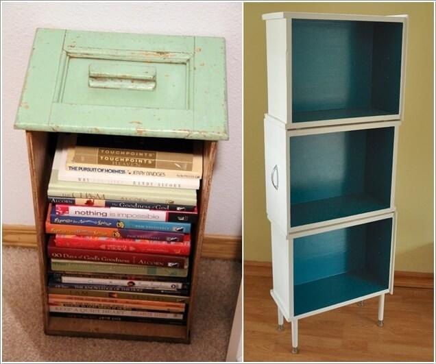 10 Cool DIY Bookcase Ideas That Won't Break The Bank 8