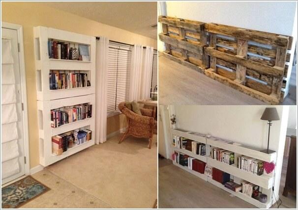 10 Cool DIY Bookcase Ideas That Won't Break The Bank 9