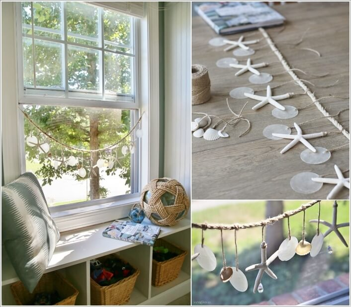 10 Cool Ways to Decorate Your Home with Capiz Shells 5
