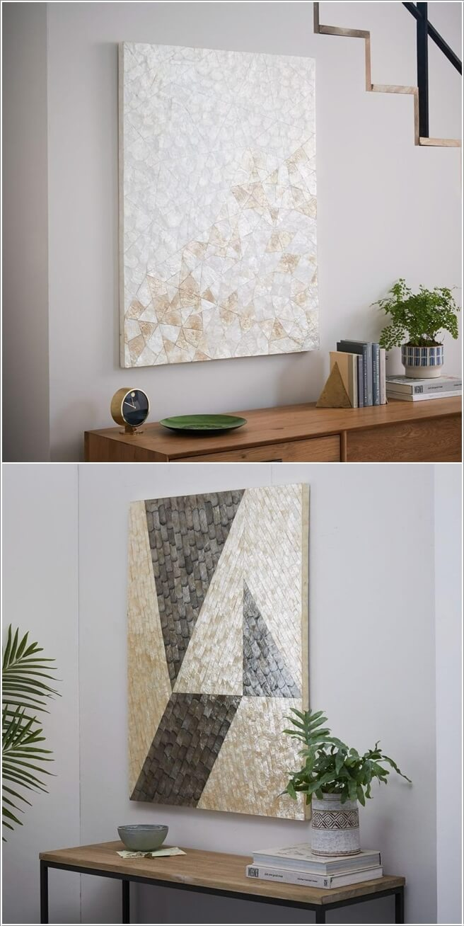 10 Cool Ways to Decorate Your Home with Capiz Shells 7