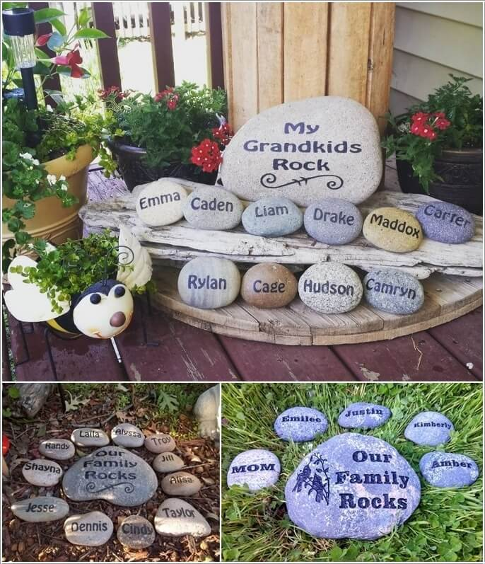 10 Cute and Creative Projects to Make from Rocks 2