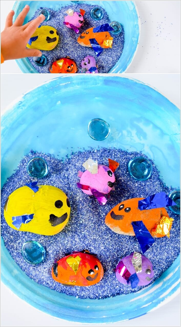 10 Cute and Creative Projects to Make from Rocks 4
