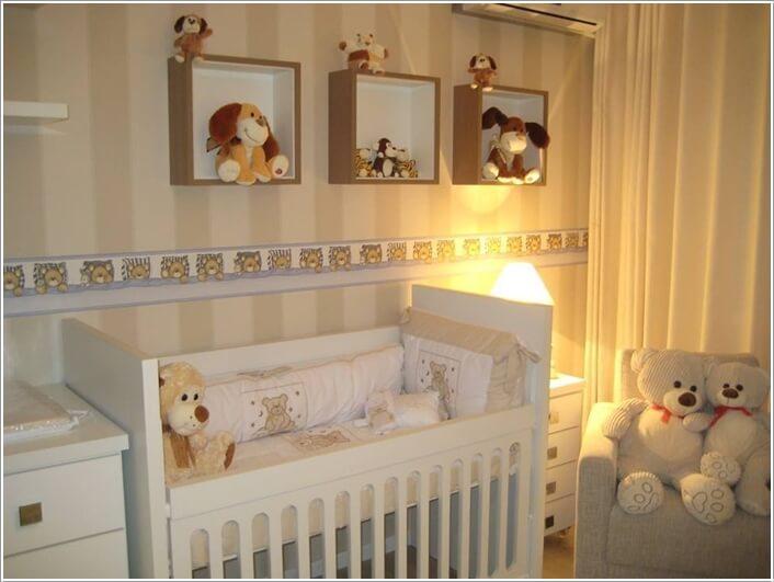 10 Cute Nursery Toy Storage Ideas You Will Admire 1