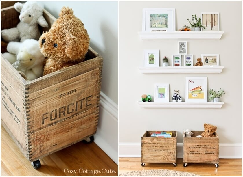 nursery toy storage ideas thenurseries