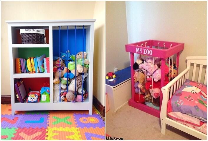 10 Cute Nursery Toy Storage Ideas You Will Admire 4