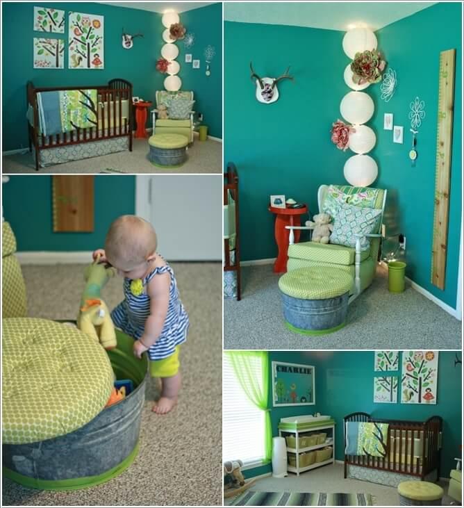 10 Cute Nursery Toy Storage Ideas You Will Admire 7