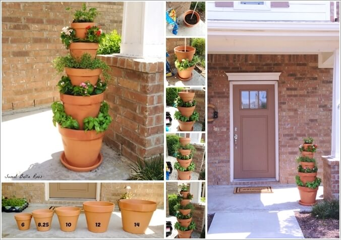 Delicieux 10 Lovely Vertical Planter Ideas For Small Spaces 3